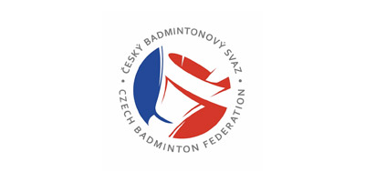 Badmintonový svaz logo