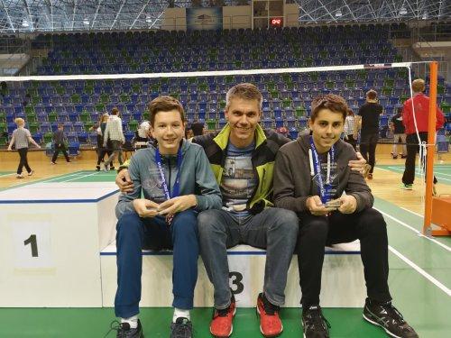 Medaile na MČR 2019 U15