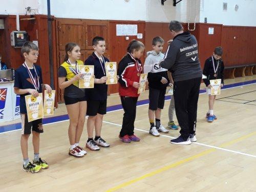 Kvalifikace MČR U13 v Holicích