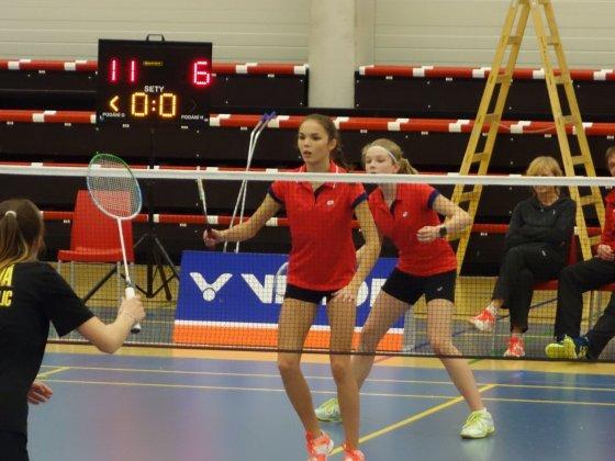 Mistrovství České republiky U15 v Karlových Varech