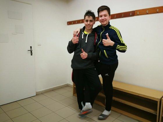 Zlatí na GPC U15 v Orlové