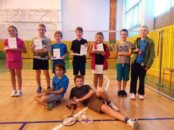 Dětský turnaj v Hradci Králové podzim 2014