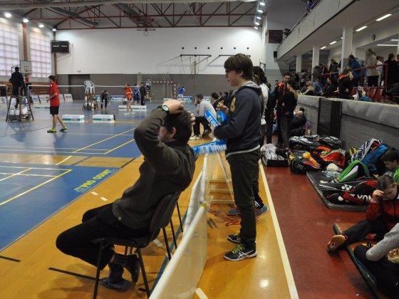 Mistrovství republiky v badmintonu do 15 let