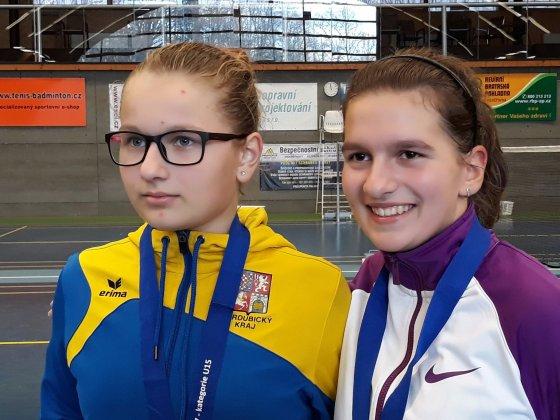Lanškroun má stříbro z Mistrovství České republiky v badmintonu!!!