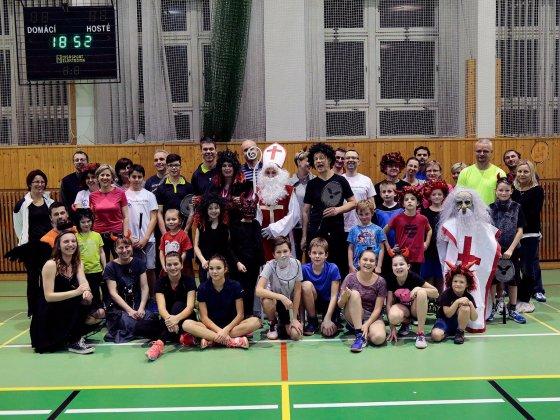 Čertovský badminton znovu na scéně